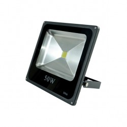 Proyector 50w 6500k Led Thor 120º 4500 Lm 27x28x6.5
