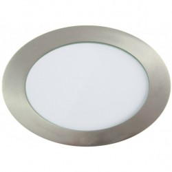 Downlight 12w 6500k Apolo 990lm Niquel 17d