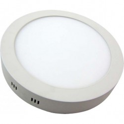 Downlight Sup.red. 12w 4000k Aquiles Led Blanco 950 Lm 17,3dx4h