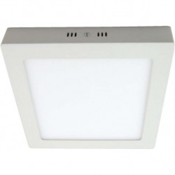 Downlight 18w 4000k Sup.cuad. Pegaso Led Blanco 1425 Lm 22,5x22,5x4